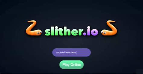 Como jogar o Sliter.io, o Agario de minhoca no Android