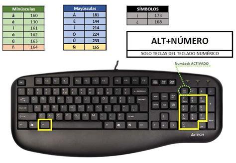 Cómo poner tildes y ñ con un teclado no español  Windows
