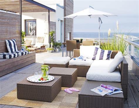 Cómo reconvertir tu terraza sin hacer una gran inversión