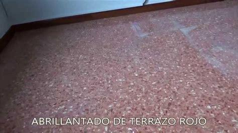 ¿Cómo recuperar el brillo de un suelo de terrazo?   YouTube