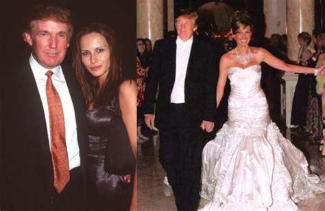 ¿Cómo se involucró Melania con Donald Trump? Esta es su ...