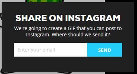 Cómo subir un GIF a mi cuenta de Instagram   Recursos ...