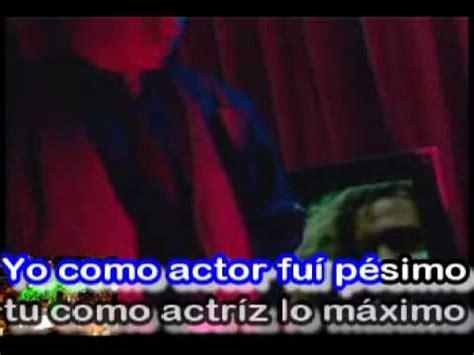 Como una novela Los Acosta KARAOKE   YouTube