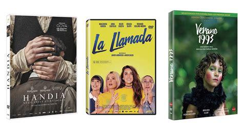 ¿Cómo ver las películas nominadas a los Premios Goya 2018?