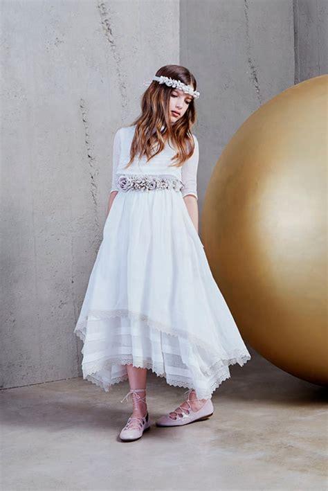 ¡Cómodos, originales y románticos! Diez vestidos cortos ...