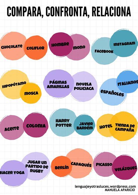 Comparativos y superlativos en español | lenguaje y otras ...