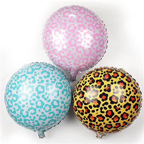 Compra globos de leopardo online al por mayor de China ...