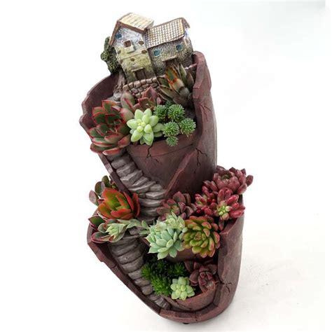 Compra jardineras de resina online al por mayor de China ...