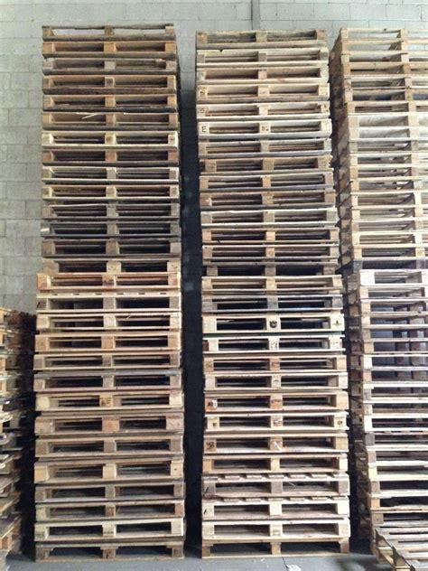 Compra venta de palets de madera | Repal