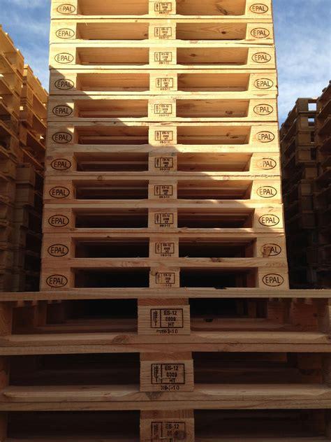 Comprar palets Madrid   Compra venta de palets de madera