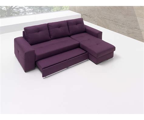 Comprar Sofá cama con chaise longue Montana | Precio Sofás ...