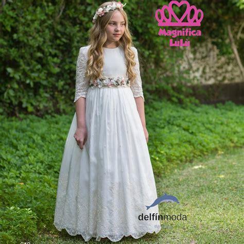 Comprar Vestido de Comunión MAGNIFICA LULU 2018 modelo 310