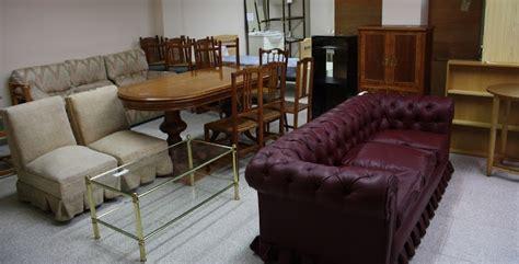 Compraventa de muebles de segunda mano