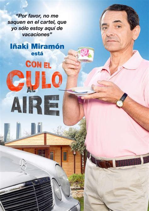 Con el culo al aire TV Poster / Cartel  #3 of 5    IMP Awards