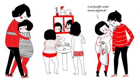 Con estas ilustraciones entenderás que el amor se ...