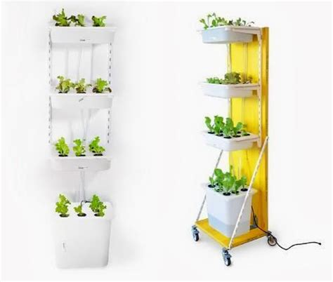 Con Ikea un huerto vertical en casa | Outdoor spaces