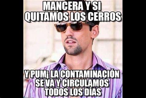 Con memes reaccionan en redes a doble Hoy No Circula ...