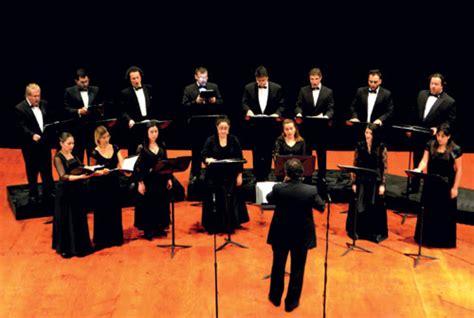 Concierto de música coral alemana ofrecerá Camerata Vocal ...