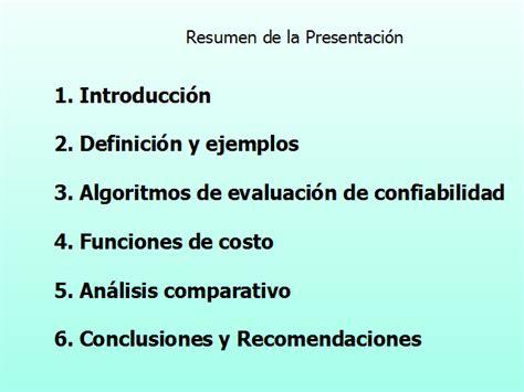 Conclusion Resumen Ejemplos. conclusion resumen resumen ...
