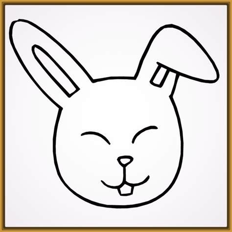 Conejos para dibujar faciles   Imagui