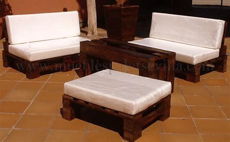 Conjunto muebles jardin y terraza Sevilla, Madrid, Barcelona
