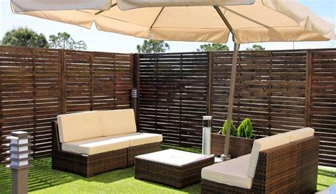 Consejos para distribuir el mobiliario de la terraza
