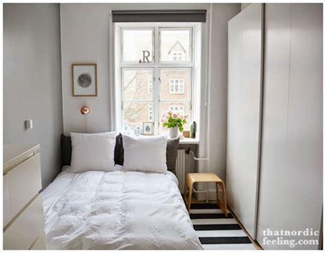 Consejos para distribuir un dormitorio muy pequeño ...