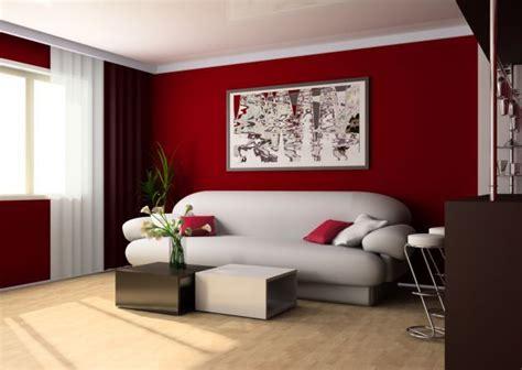 Consejos para la decoración de interiores en rojo | Ideas ...