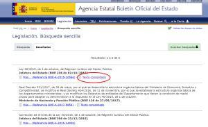 Constitución Española Boe consolidado o legislación ...