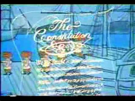 Constitution Preamble   Schoolhouse Rock / ViewPure
