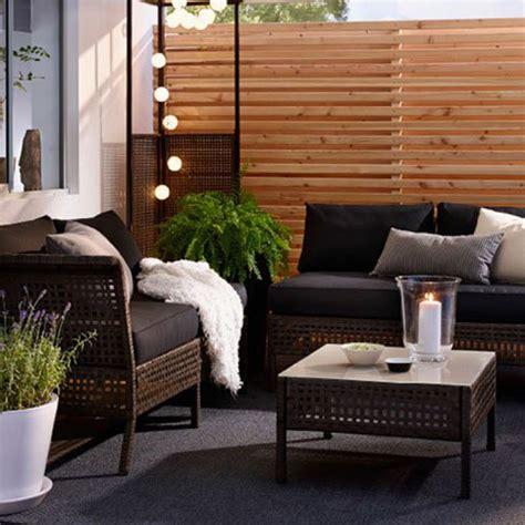 Construir un espacio en una terraza cubierta