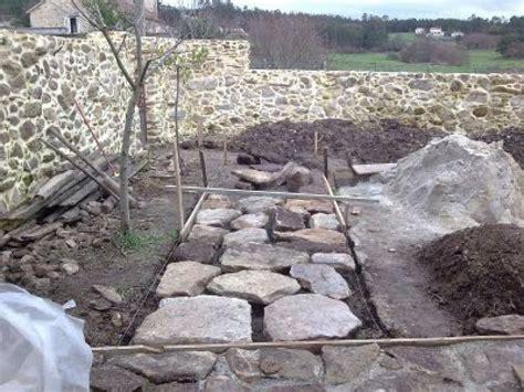 Construye un camino de piedra para el jardín | Bricolaje