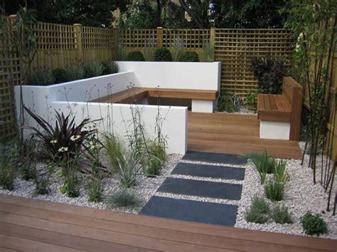 Contemporary Garden Design Ideas Photos Designs Garden ...