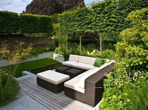 Contemporary Garden Design Ideas & Photos