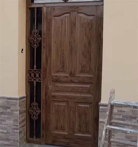 Convierte tus muebles de metal... ¡En madera! | Bricolaje