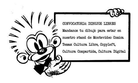 Convocatoria de dibujos libres   Creative Commons