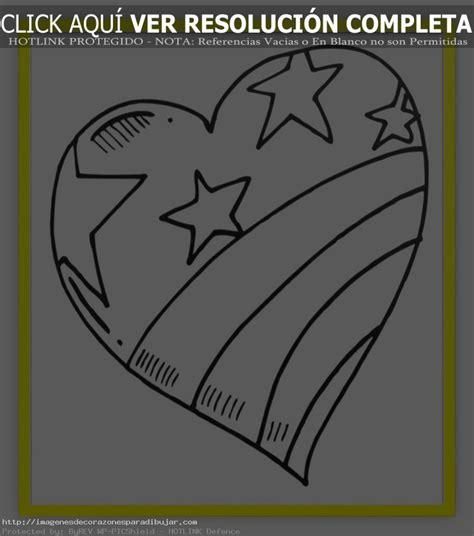 Corazones Para Colorear | Imágenes de Corazones Para Dibujar