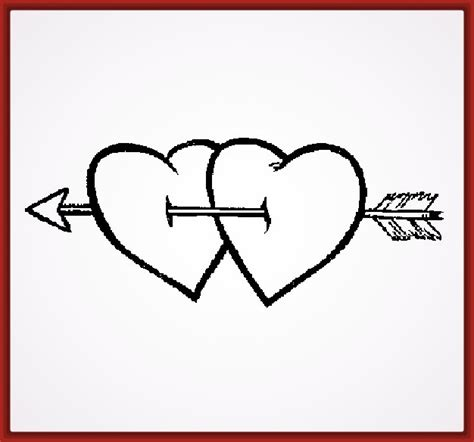 corazones para dibujar a lapiz faciles paso a paso ...