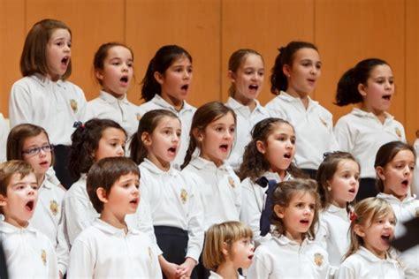 Coro Infantil   La Escuela Coral   El orfeón