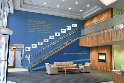 Corporate Interiors, Image Walls, Room Custom Wallpapers ...