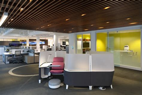 Corporate Interiors WorkLife Studio by D2 Interiors, Wayne ...