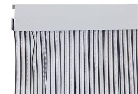 Cortina de puerta CINTAS NEGRAS Ref. 13805393   Leroy Merlin