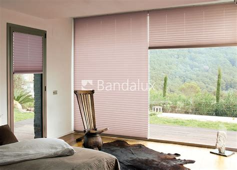 Cortina Plisada Bandalux | Artevilla Bandalux Concept Gallery
