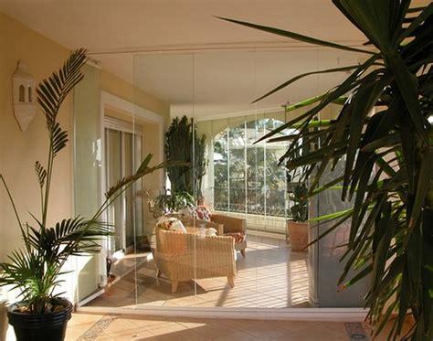 Cortinas de cristal, buena alternativa para aislar terrazas