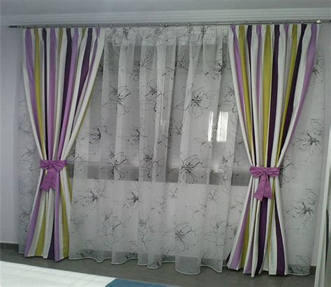 Cortinas Dormitorio Matrimonio. Dormitorio Con Paredes ...