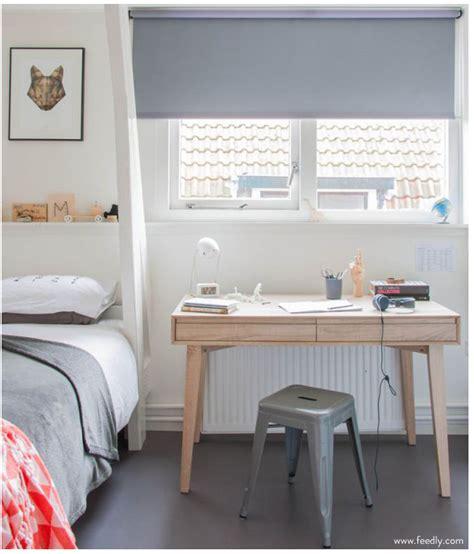 Cortinas juveniles para dormitorios: estores enrollables
