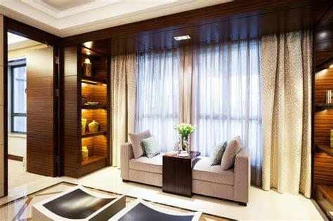 Cortinas modernas para salon   24 diseños originales