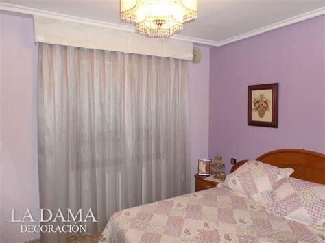 Cortinas para Dormitorios clásicos en Zaragoza La Dama ...