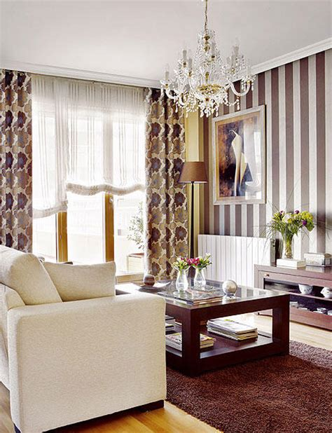 cortinas salon | Decorar tu casa es facilisimo.com