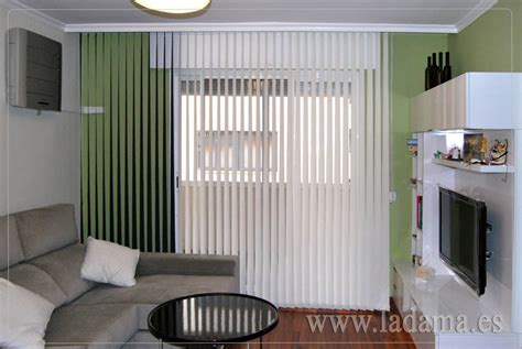 Cortinas Verticales Screen en Zaragoza